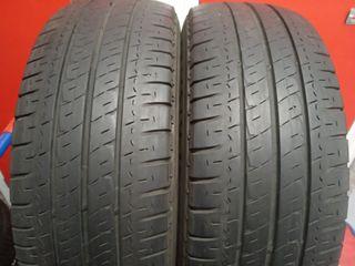 2 neumáticos 235/ 65 R16 C Michelin +70%