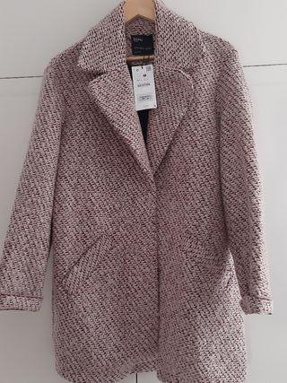 chaqueta nueva con etiqueta berska M/L