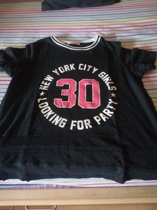 camiseta 30