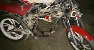 Yamaha rd 75 parte ciclo