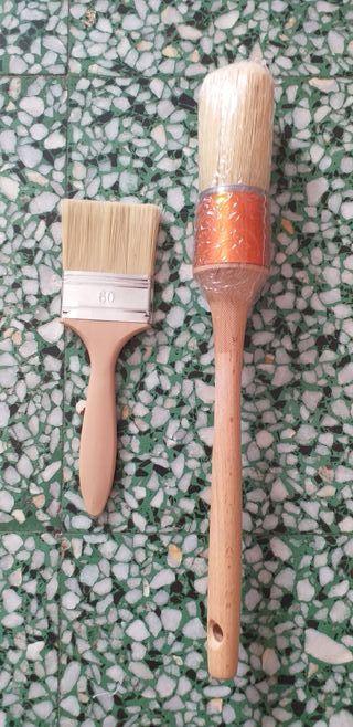 broches de pintura