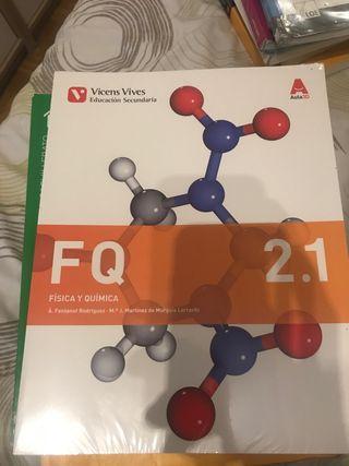 Libro física y química 2 eso