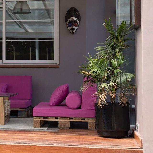 2 conjuntos para sillón de palets europeo nuevo