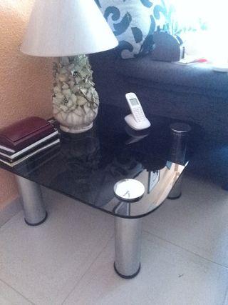Mesa supletoria de salon
