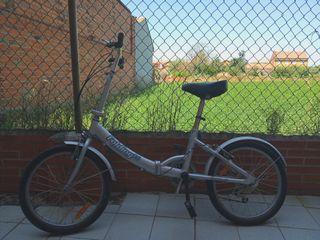 bicicleta de aluminio plegable folding08