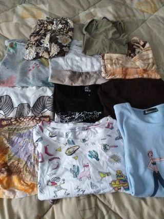 camisetas S