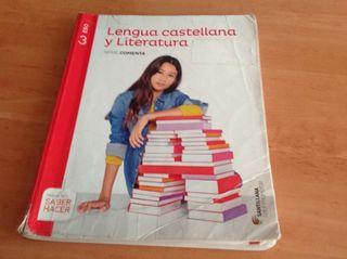 Lengua castellana 3 eso