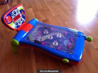 Juego de niños PinBall con marcador y sonido
