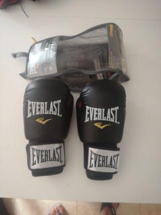 Guantes Boxeo Everlast 12 Oz