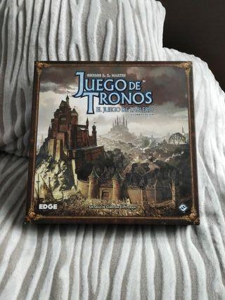 Juego de tronos, el juego de tablero