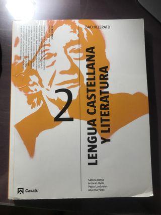 Libro lengua y literatura 2 bachillerato