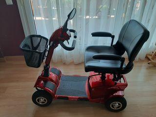 scooter liber car urban. moto silla eléctrica