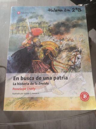 libro de latín En busca de una patria