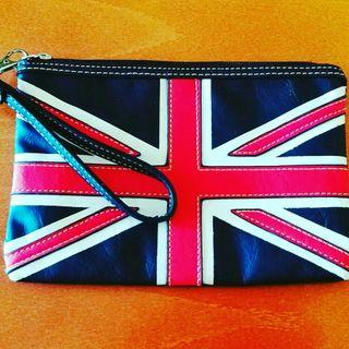 Neceser/Bolsito de mano muy British.