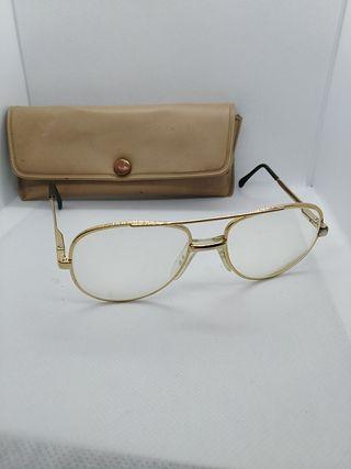 gafas vintage con funda