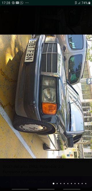 Mercedes-Benz 190D 2.5 sport 1992