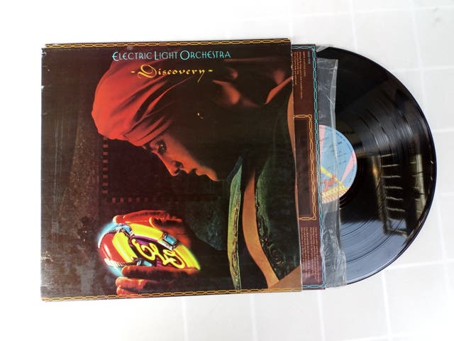 Vinilo LP ELECTRICA LIGHT ORCHESTRA DISCOVERY