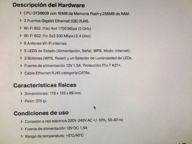 Repetidor wifi PREMIUM Arcadyan
