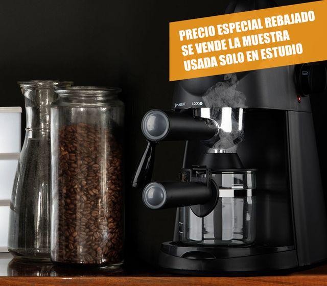 CAFETERA ESPRESSO tipo koenig De'Longhi - Muestra