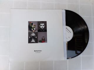 Vinilo LP PET SHOP BOYS BEHAVIOUR