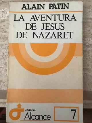 La aventura de Jesus de Nazaret (libro)