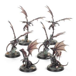 Warhammer Warcry ( Harpies Chaos 5/08/19)