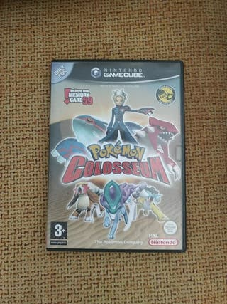 Pokémon Colosseum GAMECUBE