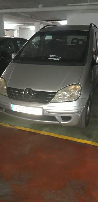Mercedes-Benz Vaneo 2012