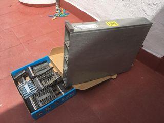 Rack hp para 12 discos duros
