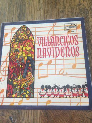 Vinilo 45 rpm Villancicos navideños 1969