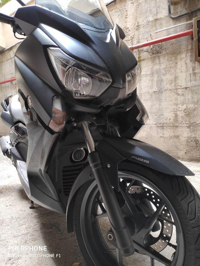 Yamaha x max 125 ABS IRON MAX