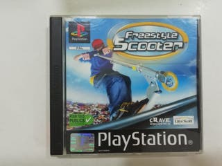 JUEGO FREESTYLE SCOOTER (PS1)