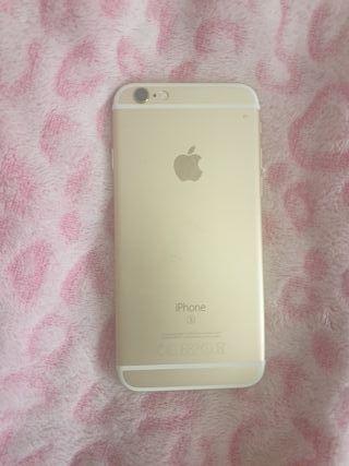 Iphone 6S ,color Oro .