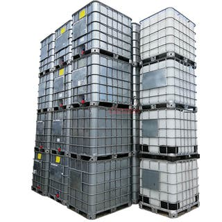 Depósitos bidones para transporte de líquidos