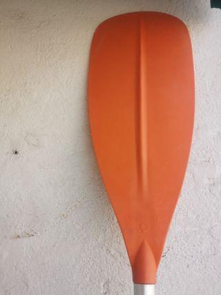 remo fijo kayak