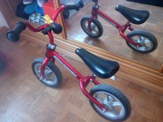 bici sin pedales niño