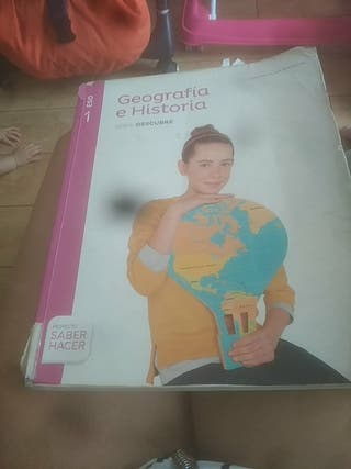 geografía e historia 1eso