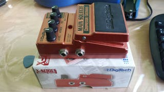 COMPRESOR SUSTAINER DIGITECH