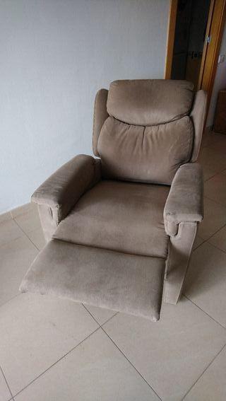 sillon reclinable