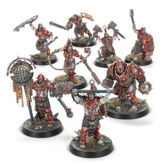 Warhammer Warcry ( Banda Iron Golems 5/08/19 )