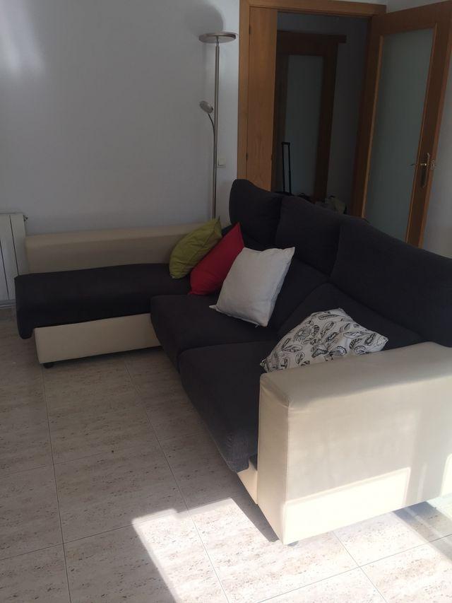 Sofa chaise-longue