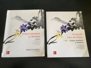 Libro de Lengua y Literatura 1º de ESO