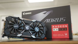 Tarjeta Grafica AMD Radeon RX 580 4GB