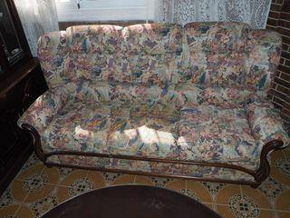 sofá y butacas