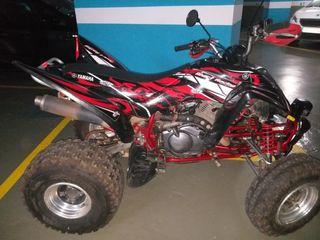 Quad Yamaha Raptor 350