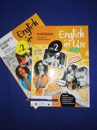 Libros de inglés de 2ndo ESO