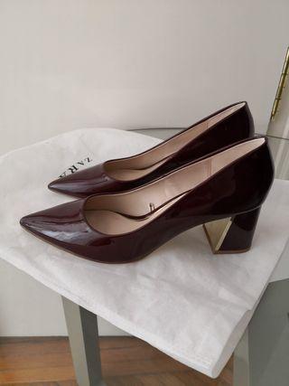 By6gfyvmi7 Madrid Mujer Para Wallapop Segunda Cómodos En Zapatos De Mano fyb76g