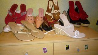 Zapatos mujer (varias marcas)
