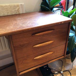 Vintage desk - Scandinavian style