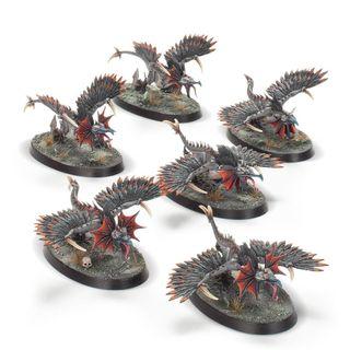 Warhammer Warcry ( Raptorx Chaos 5/08/19 )